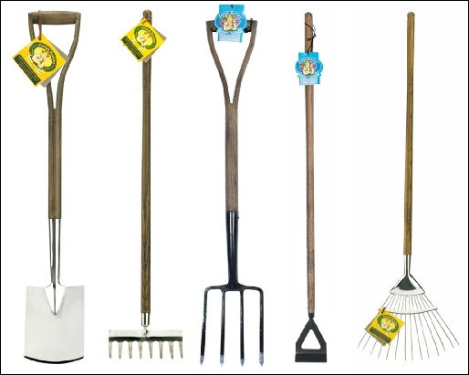 Children 39 s gardening tools for Important gardening tools